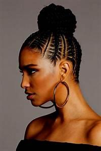 Coiffure Tresse Africaine : inspirant tresse africaine coiffure comment bien reussir ~ Nature-et-papiers.com Idées de Décoration