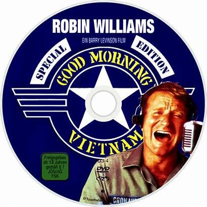 Morning Vietnam Fanart Dvd Tv Movies