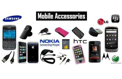 Mobile Phones Accessories by Mobile Accessories