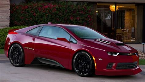 2020 The All Chevy Camaro by 2020 Chevrolet Camaro Z28 Rumors Camero S And Corvette S