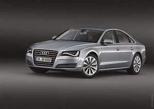 2019 Audi A8 L Hybrid Car Photos Catalog 2019