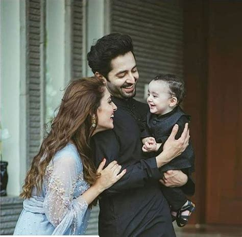Ayeza Khan's Comment About Son Rayan Taimoor Reviewitpk