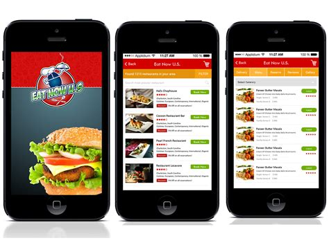 application android cuisine multi restaurant food delivery mobile app development india