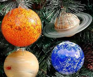 Solar System Glass Ornament - Pics about space