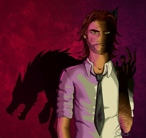 Bigby The Wolf Among Us Wallpaper by The Wolf Among Us Bigby Wolf By Helixabyss On Deviantart