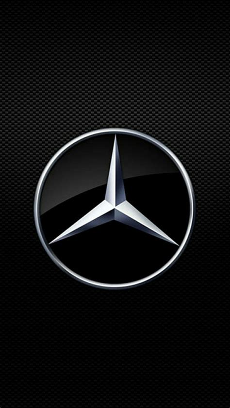 Click the logo and download it! #honda #android #ios #wallpaper #black #car #logo | Mercedes benz wallpaper, Mercedes benz logo ...
