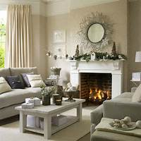 living room decoration ideas 33 Best Christmas Country Living Room Decorating Ideas - Decoholic