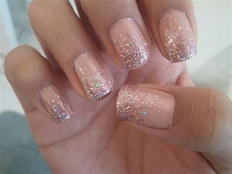 Nail Art With Glitter :  Golfian.com