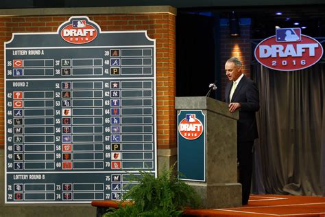 MLB moving amateur draft to All-Star week in July | The ...