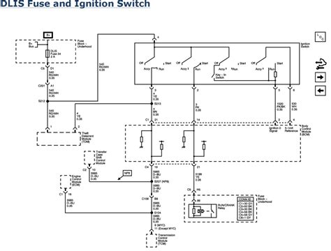 2005 Suburban Ignition Switch by Repair Guides Wiring Systems And Power Management