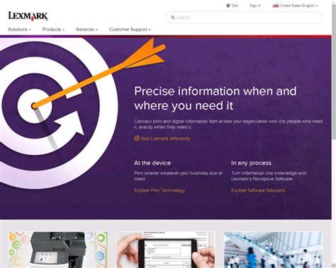 Lexmark Has A New Logo