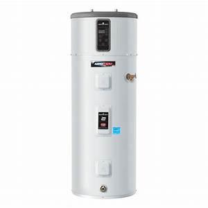 Aerotherm  U00ae Series Heat Pump  Re  Water Heaters