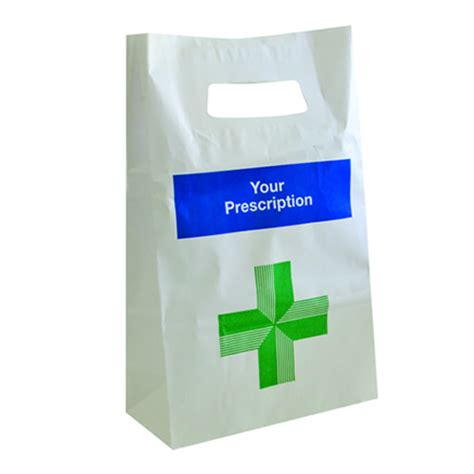 Prescription Pharmacy by Pharmacy Paper Prescription Bags Numark Ordering