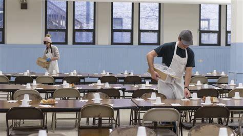 soup kitchen community service action loyola