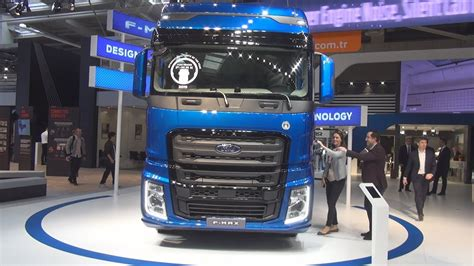 ford  max tractor truck  exterior  interior
