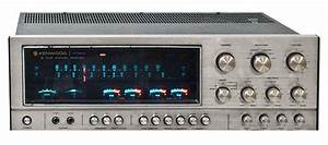 Kenwood Kr-9940 - Manual - Four Channel Receiver