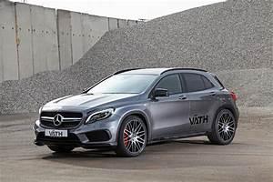 Mercedes 45 Amg : v th creates more powerful mercedes benz gla 45 amg ~ Maxctalentgroup.com Avis de Voitures