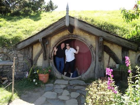 10 Unique Houses In The Hobbit Style by Hobbit Homes The Owner Builder Network