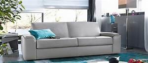 canape convertible 2 places cuir center royal sofa With canapé 2 places cuir center