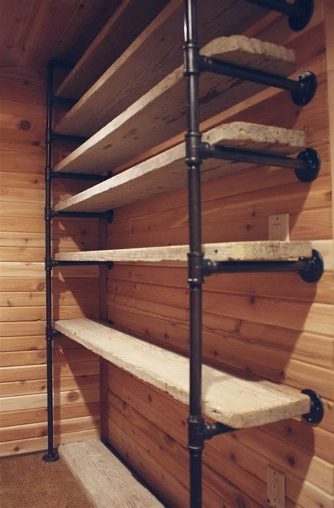 Closet Organizer Shelves Wood   Home Design Ideas