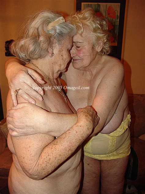 Very Old Granny Lesbians Pichunter