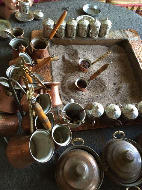Damn good sand, and hot. Sirince Village - Turkey. Turkish sand coffee | Coffee, V60 coffee, Kitchen appliances