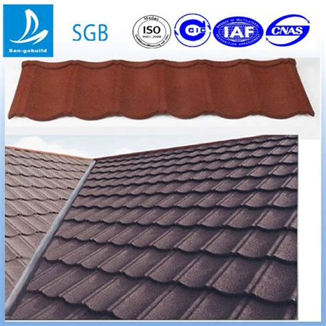 what type of tile is best for kitchen floor 2015 hotsale ocated metal roof tile for luxury villa 2276