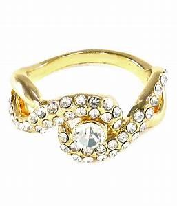Spm gold plated australian diamond engagement ring buy for Australian wedding rings