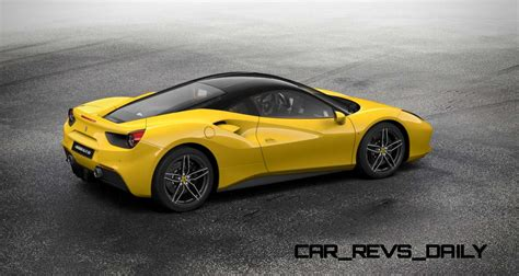ferrari car 2016 2016 ferrari 488gtb colors