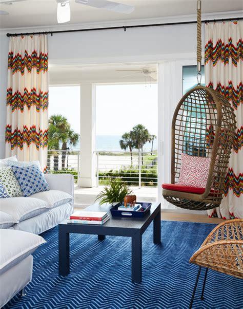 surf shack beach style living room  andrew howard