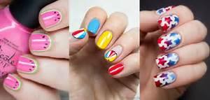 Beautiful summer nail art designs girls