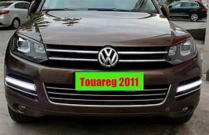 Durable Vw 2011 Led Daytime Running Lamps For Touareg
