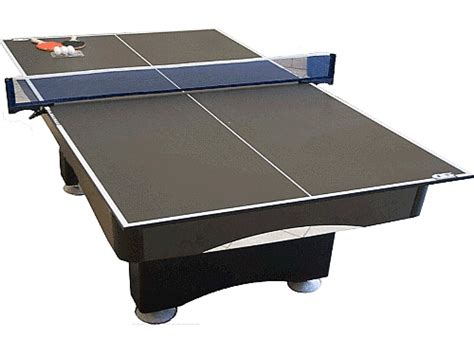 ping pong conversion top for 9 pool table get to know different table tennis conversion top in the