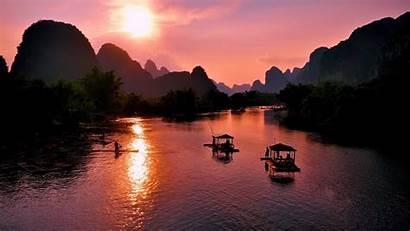 China Carry Huwelijksreis Heart Yangshuo Hoogtepunten Cummings