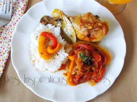 un amour de cuisine chez soulef recette poulet basquaise le cuisine de samar