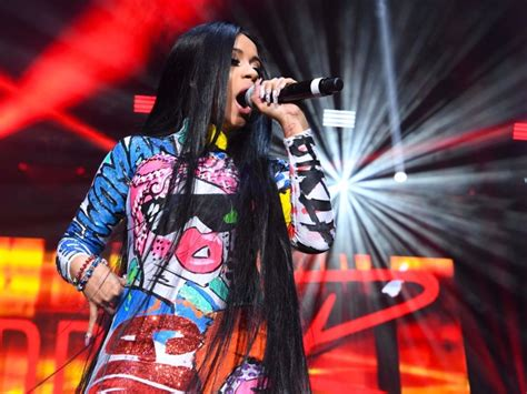 Cardi B Signs Publishing Deal With Sony/ATV Music ...