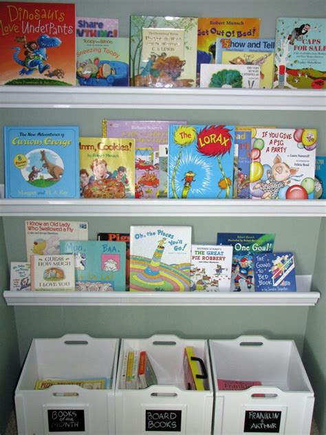 Reading Nook Gutter Bookshelves  Clean And Scentsible