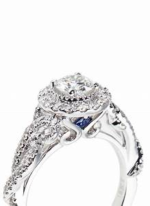 vera wang love east meets west diamond and white gold With vera wedding rings