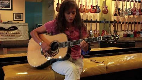 Carter Vintage Guitars   Wil Maring on a Wayne Henderson D 45   YouTube