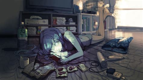 Anime Wallpaper Room - anime room floor wallpaper anime wallpaper better