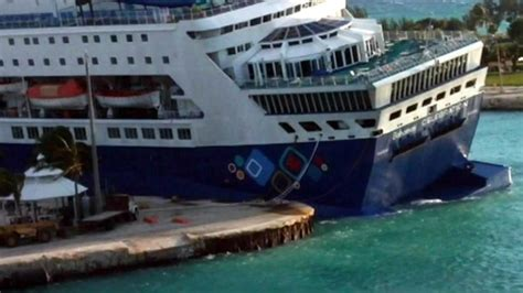 Boat Accident Imperial Beach by Quot Bahamas Cruise Ship Accident Quot