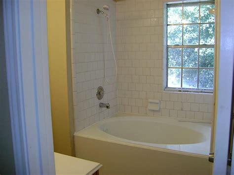 corner bath shower combo bathtub size  feet small