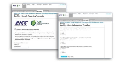 conflict minerals reporting template shatterlioninfo