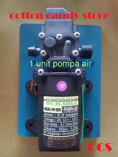 Alat Cuci Motor 12v jual alat cuci motor mobil pompa air hemat 12v dc aki atau