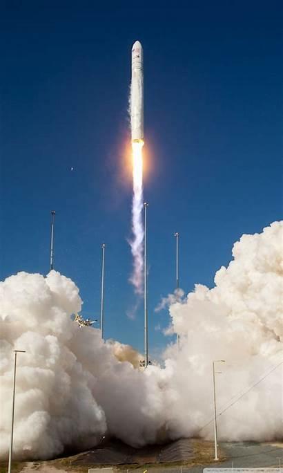 Rocket Launch Test Smartphone Wallpapers Antares Desktop