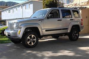 2012 Jeep Liberty Lift Kit