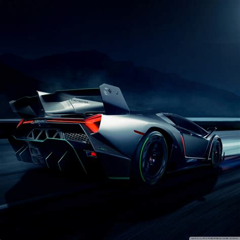 Lamborghini Veneno Supercar 4k Hd Desktop Wallpaper For 4k