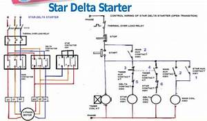 Electrical Engineering World  Star Delta Starter