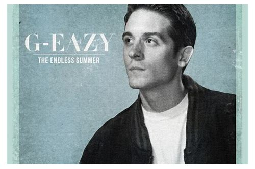 free download g-eazy endless summer
