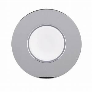 Kit Salle De Bain : kit 1 spot encastrer salle de bains kilia fixe led ~ Dailycaller-alerts.com Idées de Décoration